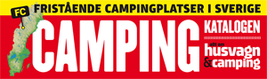 Campingplatser i Sverige